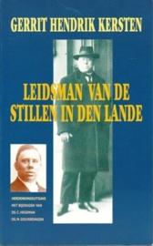 Hegeman, Ds. C. (e.a.)-Gerrit Hendrik Kersten; Leidsman van de stillen in den lande (nieuw)