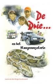 Berge Goudzwaard, Loura van den-De Drie en het slangenmysterie (nieuw)