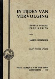 Renwick, James-In tijden van vervolging