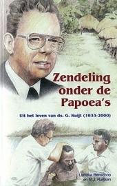 Benschop, Lieneke en Ruissen, M.J.-Zendeling onder de Papoea's (nieuw)