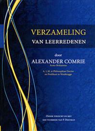 Comrie, Alexander-Verzameling van leerredenen (nieuw)