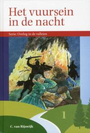 Rijswijk, C. van-Serie Oorlog in de valleien (nieuw)