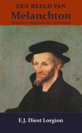 Diest Lorgion, E.J.-Een beeld van Melanchton (nieuw)
