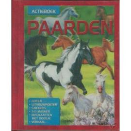 Atrium-Actieboek Paarden (nieuw)