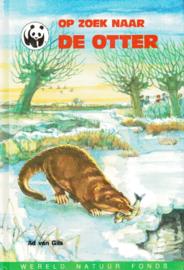 Gils, Ad van-Op zoek naar de otter