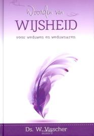 Visscher, Ds. W.-Woorden van wijsheid voor weduwen en weduwnaren (nieuw)