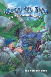 Beek, Ina van der-Mees en Tijn en de campingdief (nieuw)