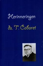 Cabaret, Ds. T.-Herinneringen (nieuw)