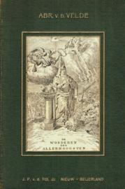 Velde, Abraham van de-De Wonderen des Allerhoogsten