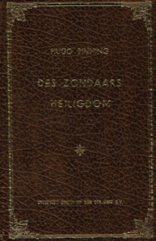 Binning, Hugo-Des zondaars heiligdom