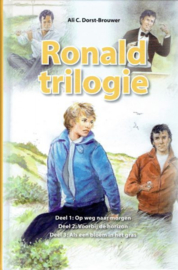 Drost Brouwer, Ali C.-Ronald trilogie (nieuw)