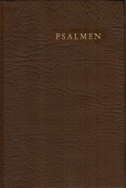 Psalmboek groot bruin (nieuw)