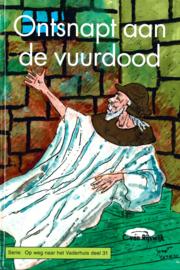 Rijswijk, C. van-Ontsnapt aan de vuurdood (nieuw)