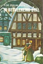 Zeeuw J.Gzn, P. de-In Bethlehems stal