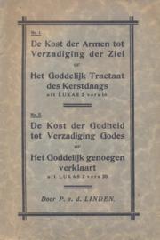 Linden, Ds. P. van der-De Kost der Armen tot verzadiging der Ziel