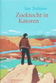 Terlouw, Jan-Zoektocht in Katoren (nieuw)