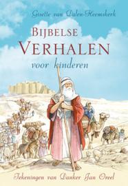 Dalen Heemskerk, Gisette van-Bijbelse verhalen voor kinderen (nieuw)