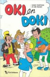 Arnoldus, Henri-Oki en Doki weer matroos, in de haven
