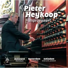 Heykoop, Pieter-Pieter Heykoop improviseert (nieuw)