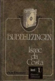 Costa, Isaac da-Bijbellezingen (drie delen, Oude Testament compleet)