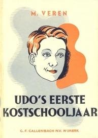 Veren, N.-Udo's eerste kostschooljaar
