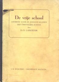 Langedijk, Dr. D.-De vrije school