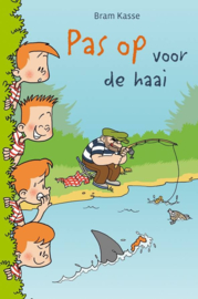 Kasse, Bram-Pas op voor de haai (nieuw)