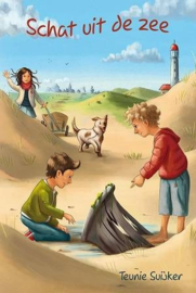 Suijker, Teunie-Schat uit de zee (nieuw)