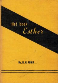 Abma, Ds. H.G.-Het boek Esther