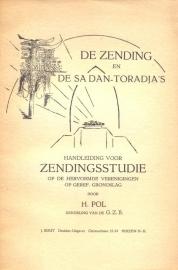 Pol, H.-De Zending en De Sadan-Toradja's