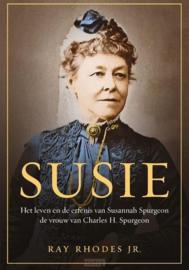 Rhodes Jr., Ray-Susie; Het leven en de erfenis van Susannah Spurgeon (nieuw)