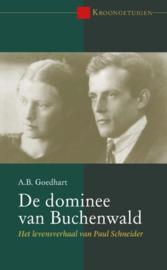 Goedhart, A.B.-De dominee van Buchenwald (nieuw)