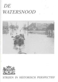 Broek, Piet van den (e.a.)-De Watersnood