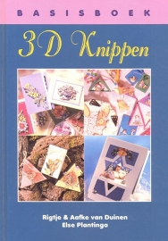 Duinen, Rigtje & Aafke en Plantinga, Els-3D Knippen Basisboek