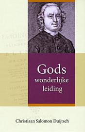 Duijtsch, Christiaan Salomon-Gods wonderlijke leiding (nieuw)