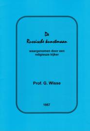 Wisse, Prof. G.-De Russische kunstmaan (nieuw)