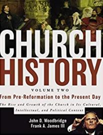 Woodbridge, John D. and James III, Frank A.-Church History