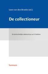 Broeke, Leon van den-De collectioneur (nieuw, licht beschadigd)