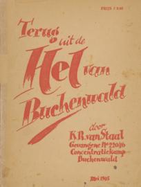 Staal, K.R. van-Terug uit de hel van Buchenwald