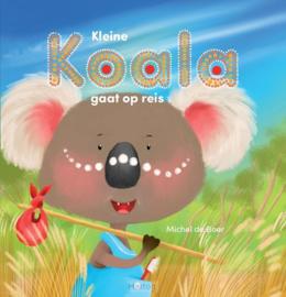 Boer, Michel-Kleine Koala gaat op reis (nieuw, licht beschadigd)