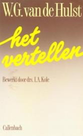 Hulst, W.G. van de-Het vertellen