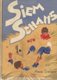 Sanders, Annie-Siem Schans