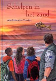 Schouten-Verrips, Ada-Schelpen in het zand (nieuw)
