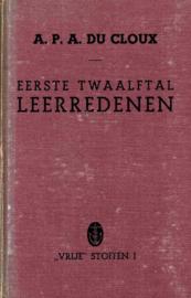 Cloux, A.P.A. du-Twaalftal Leerredenen