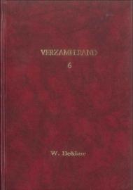 Bekker, Woutherus-Verzamelband 6 (nieuw)