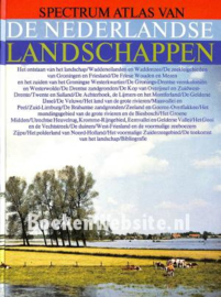 Mörzer Bruijns, M.F. en Benthem, R.J. (red.)-Spectrum Atlas van de Nederlandse Landschappen