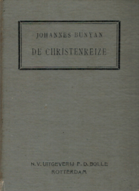 Bunyan, Johannes-De Christenreize naar de eeuwigheid