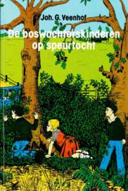 Veenhof, Joh. G.-De boswachterskinderen op speurtocht