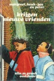 Pronk Oudshoorn, Alie M.-Margreet, Henk Jan en Peter krijgen nieuwe vrienden