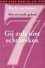 Kooten, Ds. R. van-Het zevende gebod (deel 1 en 2)